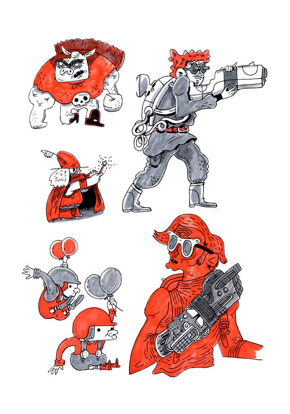 Nintendo-snubbar #6