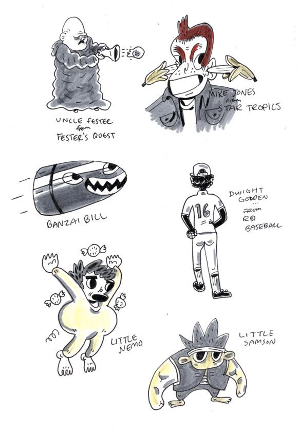 Nintendo-snubbar #7
